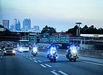 Chairman's Club Arrival - Police Escort (30889444042).jpg