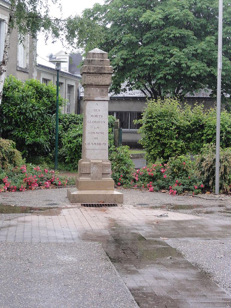 File chambray l s tours indre et loire monument aux - Piscine chambray les tours ...
