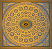 Chapel ceiling rosette, Greenwich Hospital, London version 2.jpg