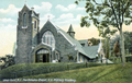 Chapel of the Most Holy Trinity, West Point, NY, prior to the rectory expansion.png