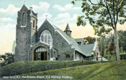 Chapel of the Most Holy Trinity, West Point, NY, prior to the rectory expansion