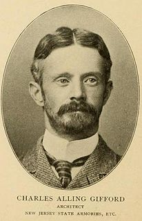 Charles Alling Gifford American architect