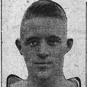 Charlie Thompson (American football) - Thompson c. 1915