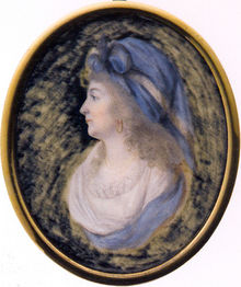 Charlotte de Rohan by François-Joseph Desvernois, spouse of the Duke of Enghien.jpg