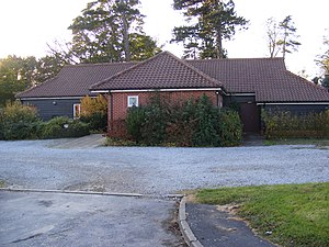 Charsfield - Image: Charsfield Village Hall geograph.org.uk 1029591