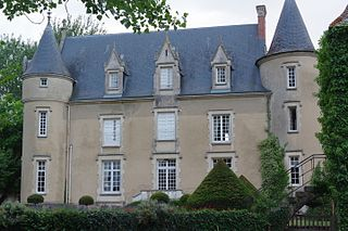 Chateau and Seigneurie de Launay