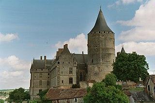 Château de Châteaudun Castle in France