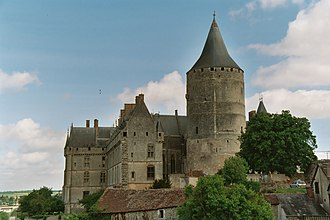 Château de Châteaudun - Château de Châteaudun