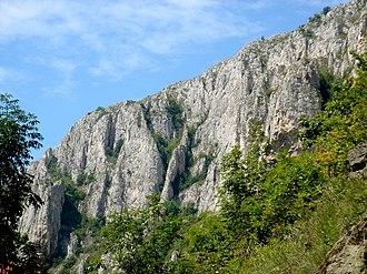 Cluj County - Turda Gorge