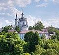 Chernoostrovsky Convent - Maloyaroslavets, Russia - panoramio (1).jpg