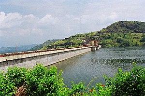 Cheruthoni Dam - Image: Cheruthoni 003