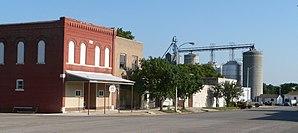 Chester, Nebraska - Downtown Chester