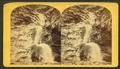 Cheyenne Canyon falls, by Nims, F. A. (Franklin A.).png