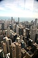 "Chicago (ILL) Willis Tower ( Ex. SEARS Tower ) 1974, N-E side "" the loop "" (4800316899).jpg"
