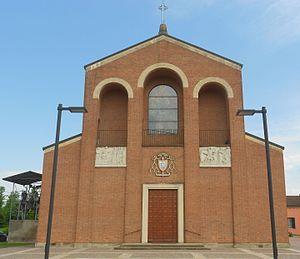Masi, Veneto - Church of Masi, Padua