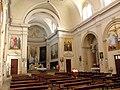 Chiesa parrocchiale di San Giovanni Battista, interno (Carbonara di Rovolon, Rovolon) 06.jpg