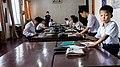 Children's Palace Children practicing writing (21545750459).jpg