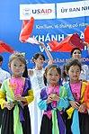 Children celebrate 25 refurbished and expanded kindergartens. (5839488151).jpg