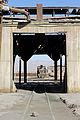 Chile - Baquedano - Museo Ferroviario entrance2.jpg