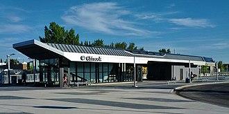 Chinook station - Image: Chinook Station