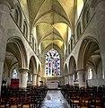 Choeur de l'église Saint-Sauveur de Beaumont-en-Auge.jpg