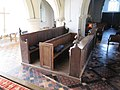 Choir stalls in the church - geograph.org.uk - 1653709.jpg
