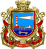 Coat of arms of Chornomorsk