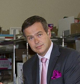 Peter Jones (entrepreneur) British entrepreneur and businessman (born 1966)