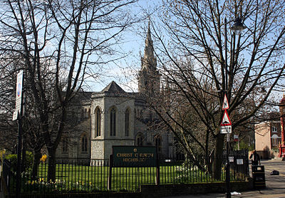 Christ Church, Highbury