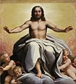 Christ In Glory - Correggio - Pinacoteca Vaticana.jpg