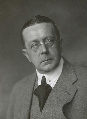 Christen Gran Bøgh - Christian Gran Bøgh, ca. 1930