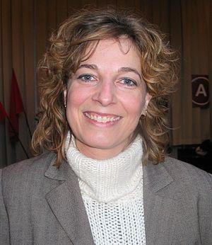 Christine Antorini - Image: Christine Antorini 2005