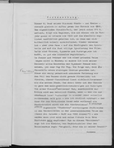 File:Chronik der Stadt Minden, 1967.djvu
