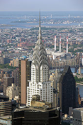 chrysler building   wikipedia