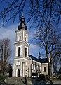 Church of All Saints, Babice village, Chrzanów county, Lesser Poland Voivodeship, Poland.jpg