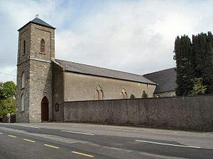 Stranorlar - Church of Ireland in Stranorlar.
