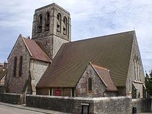 Church of St. Michael and All Angels, Swanmore, Ryde.JPG