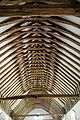 Church of St Mary Magdalen Laver Essex England - nave ceiling.jpg