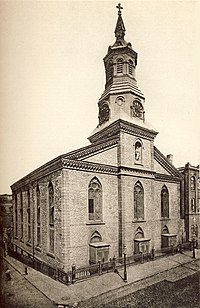 Church of the Transfiguration, Roman Catholic (Manhattan)