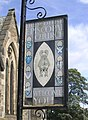 Church sign - geograph.org.uk - 516525.jpg