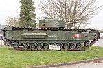 Churchill Mk I (A22) right 2017 Bovington.jpg