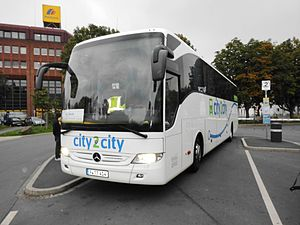 City2City - Mercedes-Benz Tourismo in September 2014