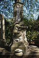 City of London Cemetery Harriett Allpress William Allpress monument 1.jpg