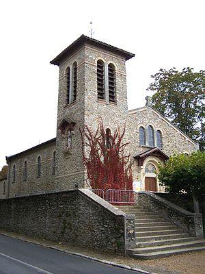 Clairefontaine-en-Yvelines - Saint-Nicolas