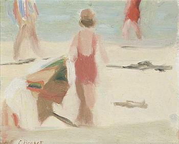Clarice Beckett - Sunny Day