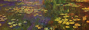 Water Lilies (Monet series) - Image: Claude Monet 038