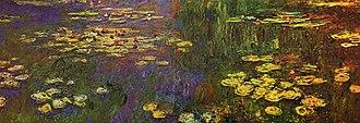 Water Lilies (Monet series) - Image: Claude Monet 038
