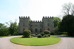 Clearwell Castle, May 2008.