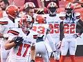 Cleveland Browns vs. Washington Redskins (20588108011).jpg