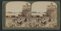 Cliff House and Seal Rocks, from the sea beach, showing the tide coming in, San Francisco, Cal, from Robert N. Dennis collection of stereoscopic views 3.png